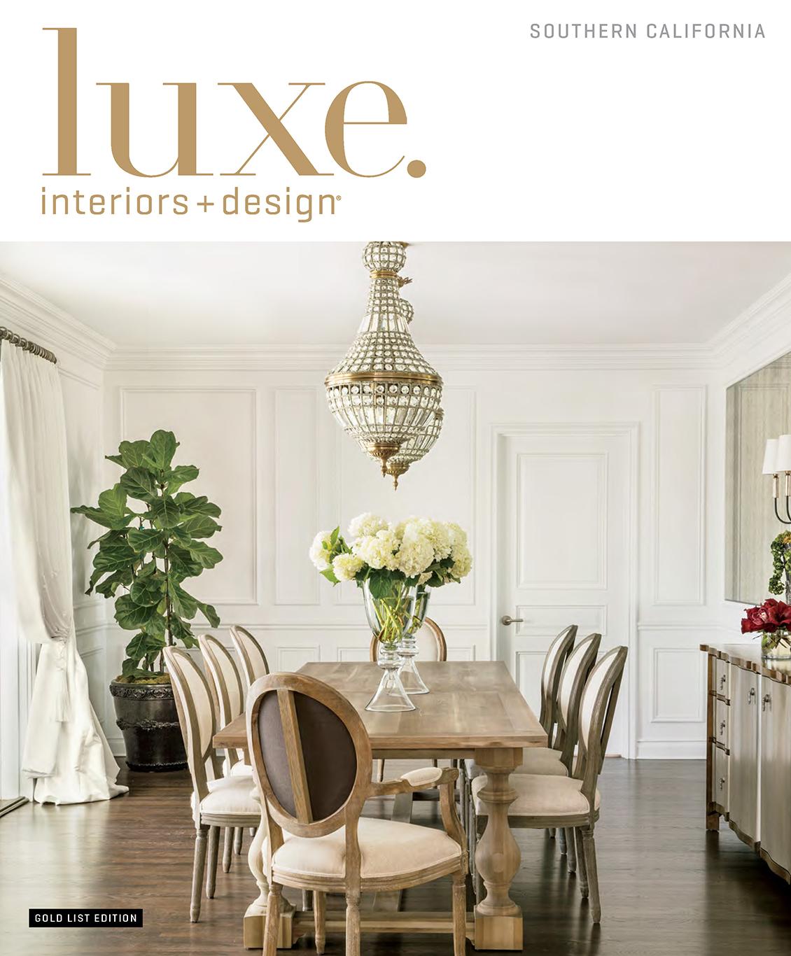 Melinda Grubbs Interior Design - Luxe interiors + design - April 2014